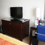 Sideboard mit Flat-TV