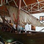 Replica of Dias' ship