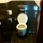 toilettes du rez de chaussée