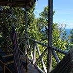 Cottage #3 at Jungle Bay 138 Steps Up!