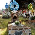 Angahuan Cemetery