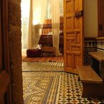 Our room at the riad.