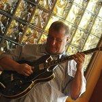 Mr. Alan Sutherland on guitar!