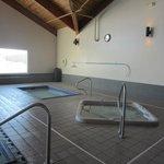 Hot tub/kiddie pool