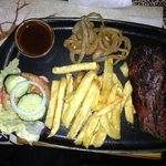 Filet-Steak 400 gr.