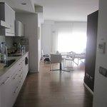 Cucina + soggiorno