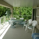 Balcony Orchard Suite