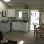 Kitchenette  in Orchard Suite