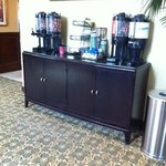 Lobby Coffee & Tea Station