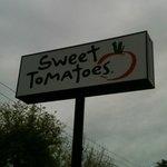 Bild från Sweet Tomatoes