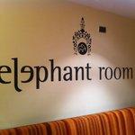 Babar Elephant @ Fence