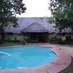 piscina del campo