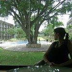 Del lobby al parque