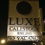 Luxe Calistoga