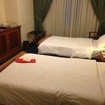 Room reasonably sized