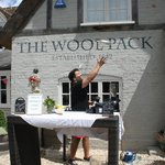 Mixing it up Woolpack style!