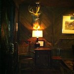 inside tavern (fox n hound)