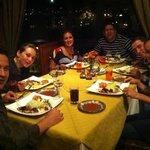 Cena de Campeones DRACMA en Hosteria Duran