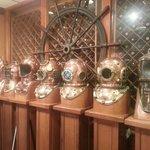 Diving Helmet Collection