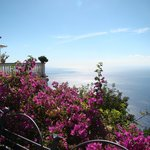 View of the Amalfi Coast from Nocelle