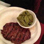 Ribeye Steak when Prime Rib was ordered