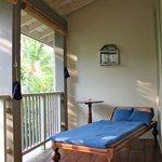 Verandah garden room