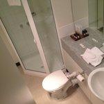 Studio Apartment, Bathroom