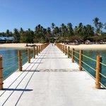 the new Dos Palmas dock