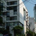 Citadines Sukhumvit 8 exterior
