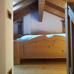suite Rododendro - soppalco