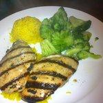 chicken breast rice broccoli