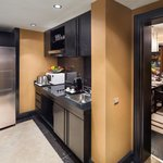 Presidential Suite Kitchenette