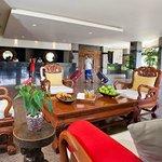 The Breezes Bali Lobby Area