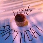 Wonderful little birthday extra :)
