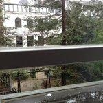 Vu de la fenêtre