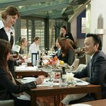 Serre Restaurant - Inspired by Ciel Bleu