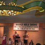 Weekly Hula Shows 1