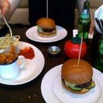 Great vegetarian burgers