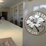 Nouveau / New bar restaurant: Le Lys