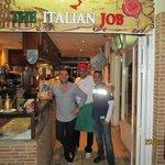 Fabio, Luka and Chef