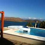private pool and view 3