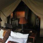 Kilima Camp Zelt