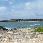 L'isolotto Kukuiho'olua a La'ie Point