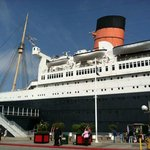 Front of Queen Mary