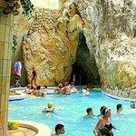 Grottenbad Miskolc-Tapolca in Hongarije