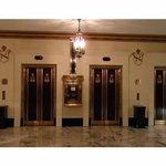 Elevators with floor announcements