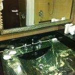 Magnifique salle de bain en marbre