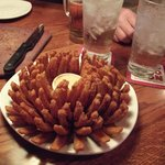 Blooming Onion....so good!