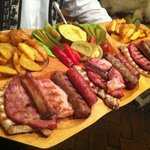 Traditional Meat Platter