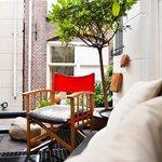 Patio Garden Suite - Patio